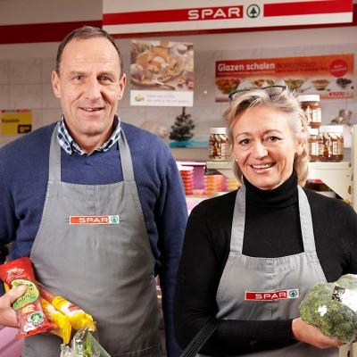 SPAR Express Oelegem, Supermarkt