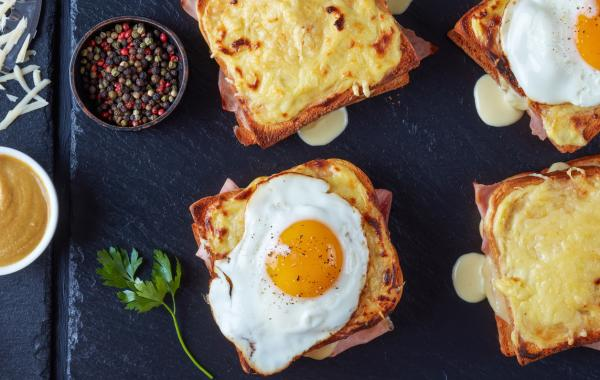 croque, croque madame, tosti, kaas, cheesy, croque monsieur, spar.be