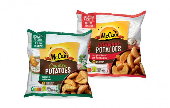 promo, korting, mccain, potatoes, diepvriesproduct, country, original, patat, spar.be