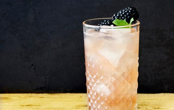 SPAR.be, bramble, cocktail, gin, Supermarché