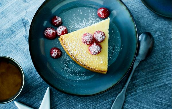 SPAR.be, cake frais au fromage, cheesecake, framboises, Supermarché