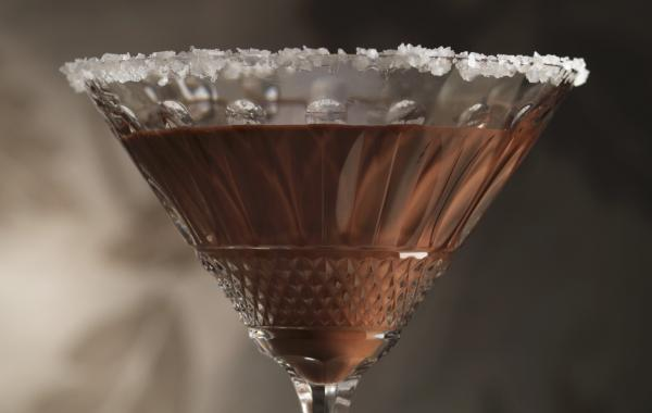 Chocolade Martini, Martini, digestief, Cocktail, SPAR.be