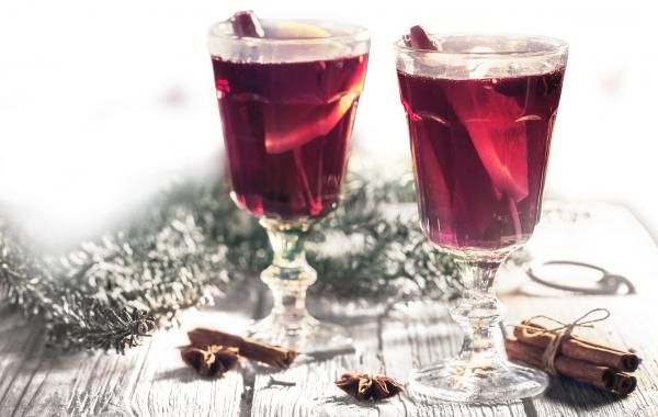 Glühwein,winter, cocktail, SPAR.be