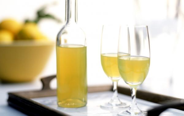 Limoncello, alcohol, drank, homemade, italiaans, spar.be