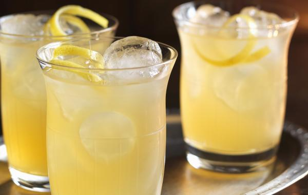 Whisky-lemon juice, whisky, lemon, SPAR.be