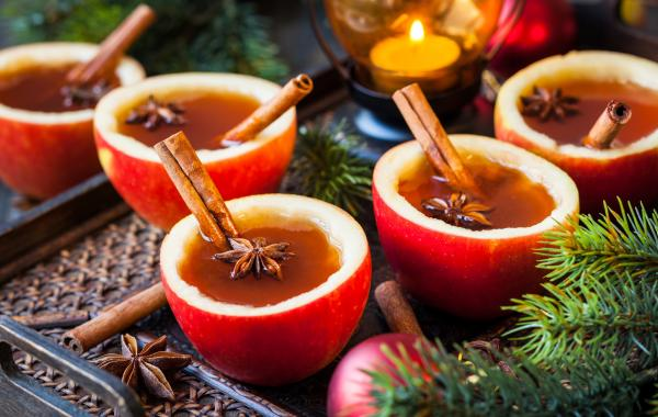 Apple cider punch, punch, Apple cider, SPAR.be