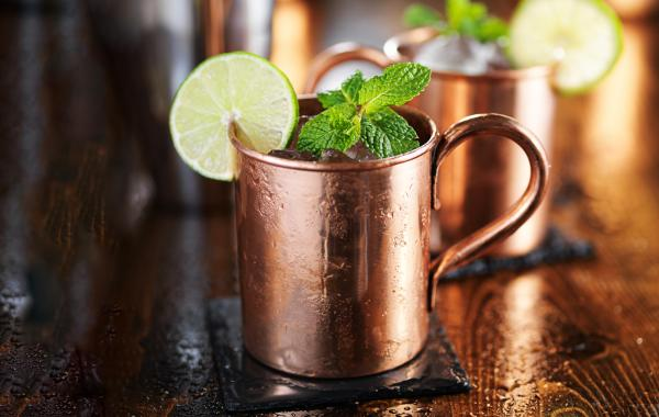 Moscow mule, Vodka, Cocktail, SPAR.be