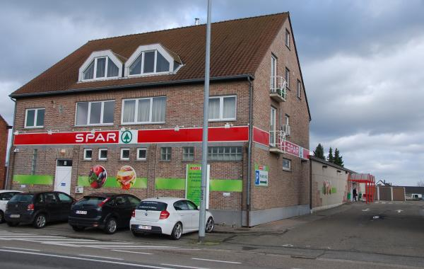 SPAR Kortessem, Supermarkt