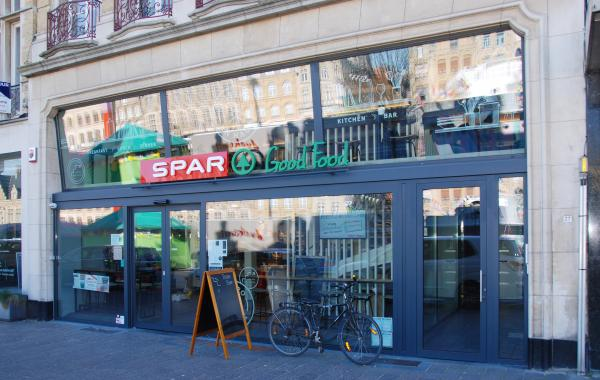 SPAR GOOD FOOD Ieper, Supermarkt