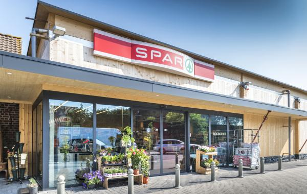 SPAR Ottenburg, Supermarkt